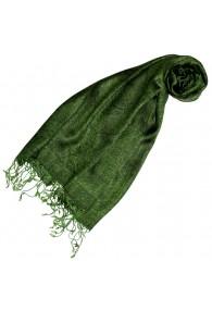Pashmina paisley green grass green LORENZO CANA