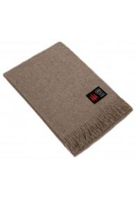 Blanket 100% Alpaca Light Brown LORENZO CANA